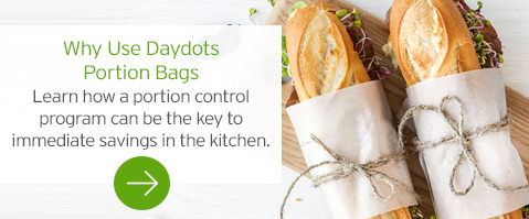 Why Use Daydots Portion Bags