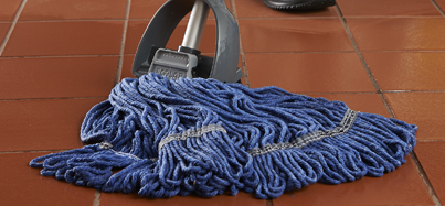 DuraLoc Mops for Every Floor