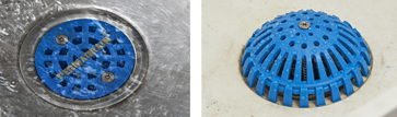 foodservice commercial drain protection
