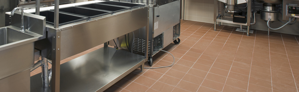 Importance of clean kitchen floors