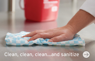 clean-sanitize
